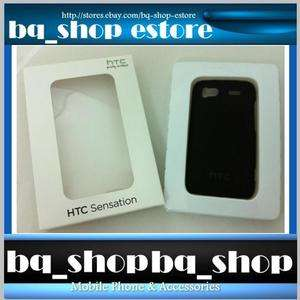 Original Brand New HTC Sensation Black Hard Case