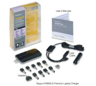 APM69US Universal AC DC Power for Sony,HP,Acer,Dell Laptop,iPhone,iPad