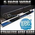 2000 2011 Chevy Silverado/GMC Sierra Crew Cab 6 Stainless Side Step