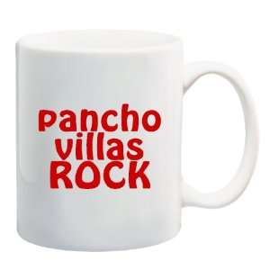 PANCHO VILLAS ROCK Mug Coffee Cup 11 oz