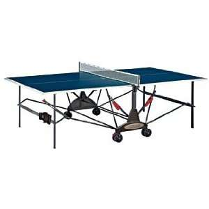 Kettler Stockholm Indoor Blue Ping Pong / Table Tennis