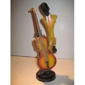 12 Jazz Musician Figurine