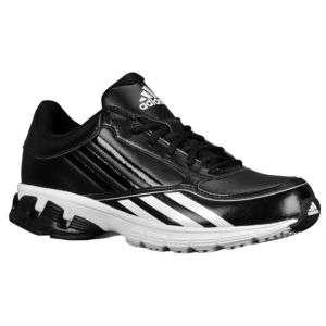 adidas Falcon Trainer   Mens   Baseball   Shoes   Black/White