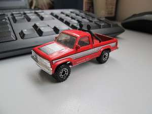 Dodge Dakota pickup truck matchbox toy car china