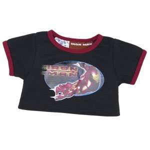 Build A Bear Workshop Iron Man Tee Toys & Games