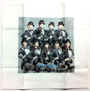SNSD Girls Generation Cushion Pillow Cover Handkerchief