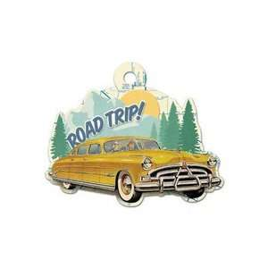 Travel Light Collection   Embossed Tags   Road Trip Arts, Crafts