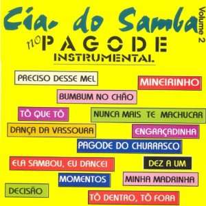 No Pagode: Instrumental: Cia Do Samba: Music