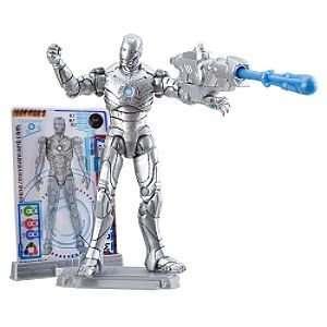 Disney Mark II Iron Man 2 Action Figure    3 3/4 Toys