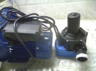 800 WATT AUTOMATIC BOOSTER PUMP 23 GPM/1380 GPH