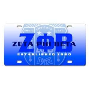 Zeta Phi Beta License Cover: Everything Else