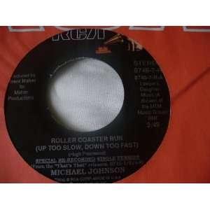 Roller Coaster Run/Diamond Dreams Michael Johnson Music