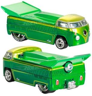 Hot Wheels Real Riders Volkswagen Drag Truck