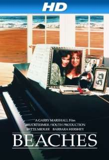 Beaches [HD] Bette Midler, Barbara Hershey, John Heard