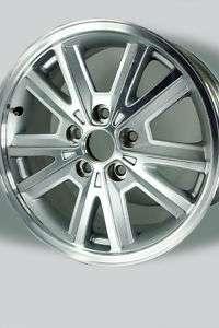 OEM Silver 16 Ford Mustang Wheels 3587 4R3Z1007HA