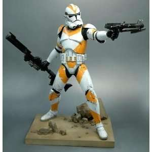 Star Wars Convention Exclusive Utapau Trooper Vinyl Model
