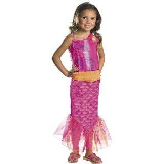 Barbie in a Mermaid Tale   Merliah Classic Child Costume Small (4 6X)