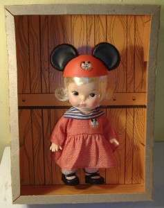 Disneys Official Mouseketeer Mickey Mouse Club Girl Doll, Style 70