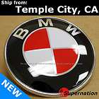 BMW E46 E87 E90 E91 VIP Trunk Rear Tail Logo Emblem Badge Red White