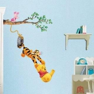 Disney Winnie the Pooh & Friends Nursery Vinyl Wallpaper