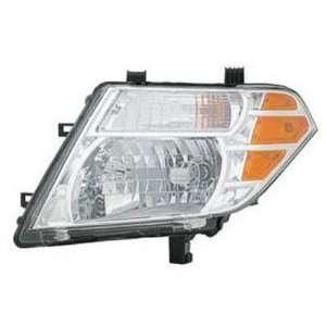 2008 2011 Nissan Pathfinder Headlight Assembly LH