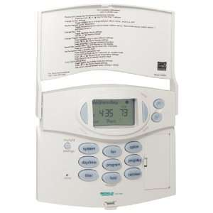 44660 AUTO SAVER PROGRAMMABLE THERMOSTAT by HUNTER: Kitchen & Dining
