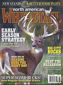 NORTH AMERICAN WHITETAIL MAGAZINE BUCKS STANDS BARGAINS