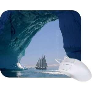 Rikki Knight Boat in Cove Mouse Pad Mousepad   Ideal Gift