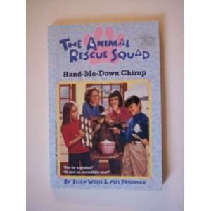 Hand Me Down Chimp (The Animal Rescue Squad #2