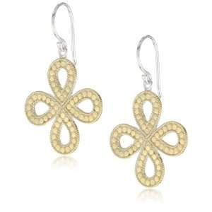 Anna Beck Designs Timor Open Clover 18k Gold Plated