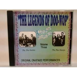 The Legends of Doo Wop   Vol. #3 The Five Satins & The