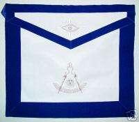 Masonic Past Master Apron Mason Freemason PMA100V