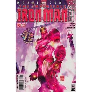Iron Man (3rd Series), Edition# 55: Books
