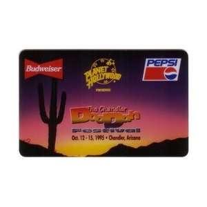 Collectible Phone Card 10u Chandler, Arizona DooDah Festival (Oct
