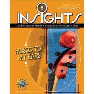 Music to my Ears Teachers Guide Insights Grade 6 Teachers