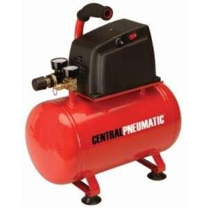 NEW 1/3 HP 3 Gallon 100 PSI Oilless Air Compressor
