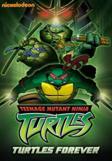 Teenage Mutant Ninja Turtles Turtles Forever (DVD)