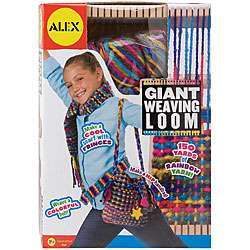 Alex Toys Giant Weaving Loom Kit