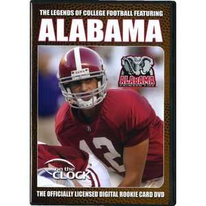 Of College Football Featuring Alabama Crimson Tide, The TV Shows