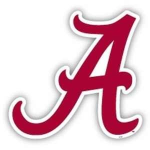 Alabama Crimson Tide UA NCAA 12 Car Magnet Sports