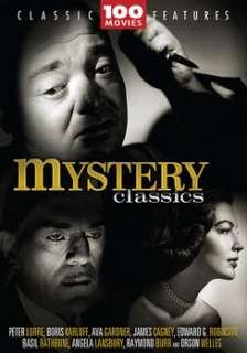 Mystery Classics   100 Movie Pack (DVD)