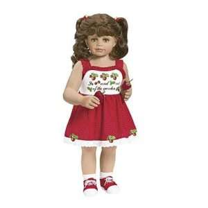 Strawberry Surprise Collector Doll by Monika Levenig Toys & Games