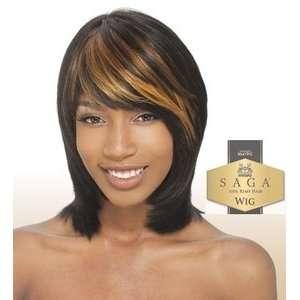 Milky Way Saga Remy Human Hair Wig Destiny Health & Personal Care