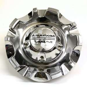 American Racing Wheel Chrome Center Cap # Cf104 01