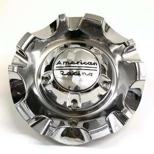 American Racing Wheel Chrome Center Cap # Cf104 01