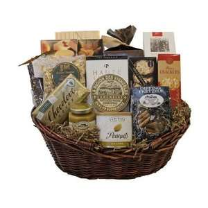 Haute Cuisine Gourmet Gift Basket Gift Baskets