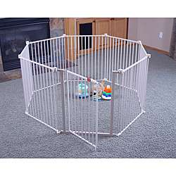 Regalo 4 in 1 Extra Large Metal Playard