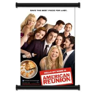 American Reunion Movie 2012 Fabric Wall Scroll Poster (16
