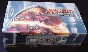 MTG Magic DISSENSION Booster Box RUSSIAN FACTORY SEALED