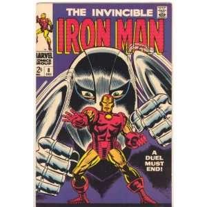 Iron Man #8, 1968, VF MT $62.00 (Vol. #1) Marvel Comics